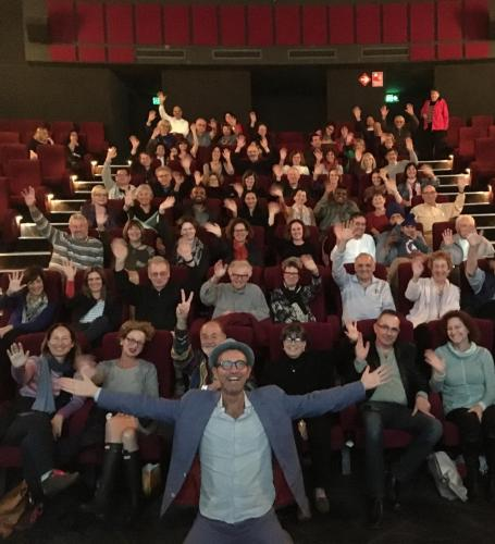 Jewish International Film Festival Australia
