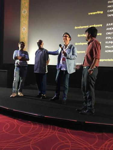 QA1 at Mumbai Film Festival 2017