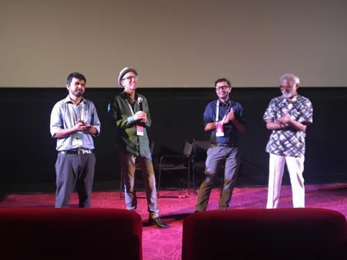 QA2 at Mumbai Film Festival